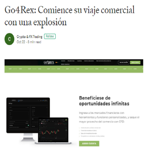 Go4rex medium.com